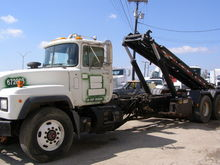 2003 MACK RD688S CAB CHASSIS