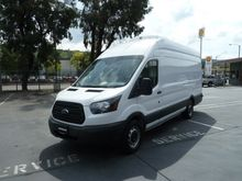 2015 FORD TRANSIT CATERING TRUC