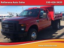 2008 FORD F-350 CAB CHASSIS