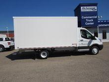 2017 FORD TRANSIT Box truck - s