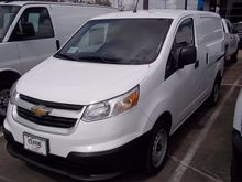 2017 CHEVROLET CITY EXPRESS BEV