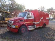 2002 STERLING ACTERRA AMBULANCE