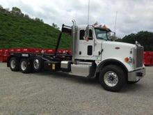 2013 G AND H ROLL OFF TRUCK
