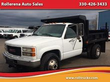 1999 GMC SIERRA 3500 CAB CHASSI