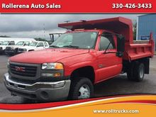 2005 GMC SIERRA 3500 CAB CHASSI