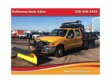 2001 FORD F-350 CAB CHASSIS
