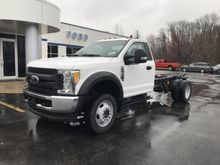 2017 FORD F-450 BOX TRUCK - STR