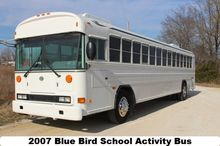 2007 BLUE BIRD SCHOOL ACTIVITY