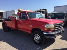 1995 FORD F-SERIES WRECKER TOW