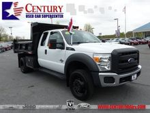 2015 FORD F-450 CHASSIS CAB CHA