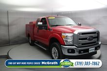 2012 FORD F250 FIRE TRUCK
