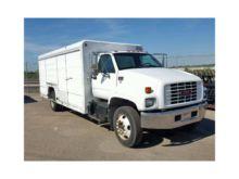 2002 GMC C6500 Beverage truck
