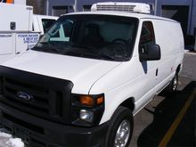 2011 FORD E250 REFRIGERATED TRU