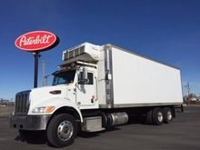 2012 PETERBILT 382 REFRIGERATED