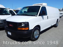 2011 GMC 3500 REFRIGERATED TRUC