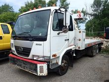 2006 UD 2000 ROLLBACK TOW TRUCK