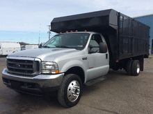 2003 FORD F-550 CAB CHASSIS