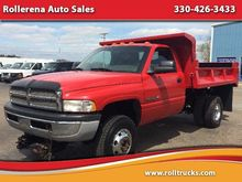 2001 DODGE RAM 3500 CAB CHASSIS