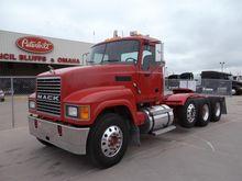 Used 2007 MACK CL613