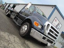 2005 FORD F650 WRECKER TOW TRUC