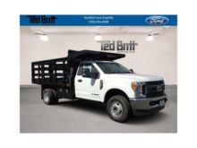 2017 FORD F-350SD CAB CHASSIS