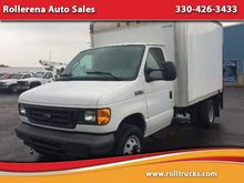 2006 FORD E-350 SUPER BOX TRUCK