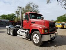 1998 MACK CH613 CONVENTIONAL -