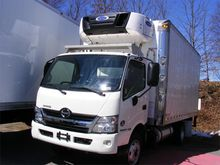 2016 HINO 195 REFRIGERATED TRUC