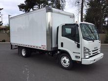 2016 ISUZU NPR HD EFI Box truck