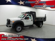 2015 FORD F450 CAB CHASSIS