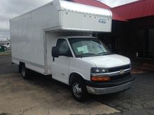 2014 CHEVROLET EXPRESS G4500 BO