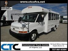 2009 CHEVROLET EXPRESS 3500 BUS