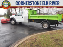 2005 FORD F-550 CAB CHASSIS