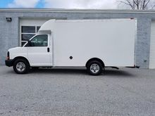 2008 Chevrolet Express Commerci
