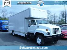 2000 GMC C6000 BOX TRUCK - STRA