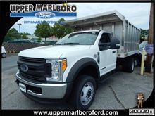 2017 Ford F550 Contractor truck