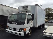 2002 ISUZU NPR HD REFRIGERATED