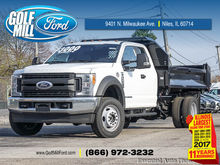 2017 Ford F-550 Contractor truc