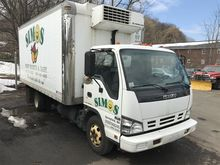 2006 ISUZU NPR HD REFRIGERATED