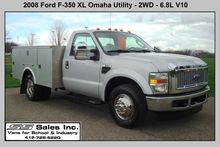 2008 FORD F-SERIES Farm truck -