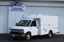 2016 CHEVROLET EXPRESS G3500 BO