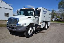 2007 INTERNATIONAL 4300 FUEL TR