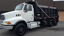 2008 STERLING LT9500 Dump truck