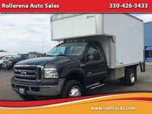 2006 FORD F-550 BOX TRUCK - STR