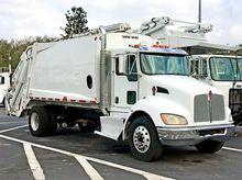 2012 KENWORTH T270 GARBAGE TRUC