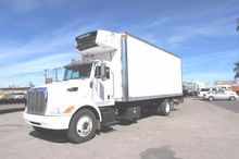 2009 PETERBILT 335 REFRIGERATED