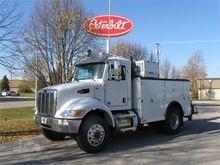 2017 PETERBILT 337 Crane truck