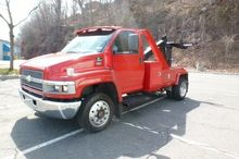 2003 CHEVROLET 5500 WRECKER TOW