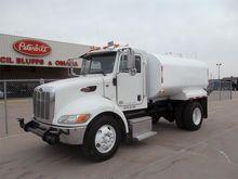 2010 PETERBILT 335 WATER TRUCK