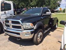 2014 RAM 4500 WRECKER TOW TRUCK